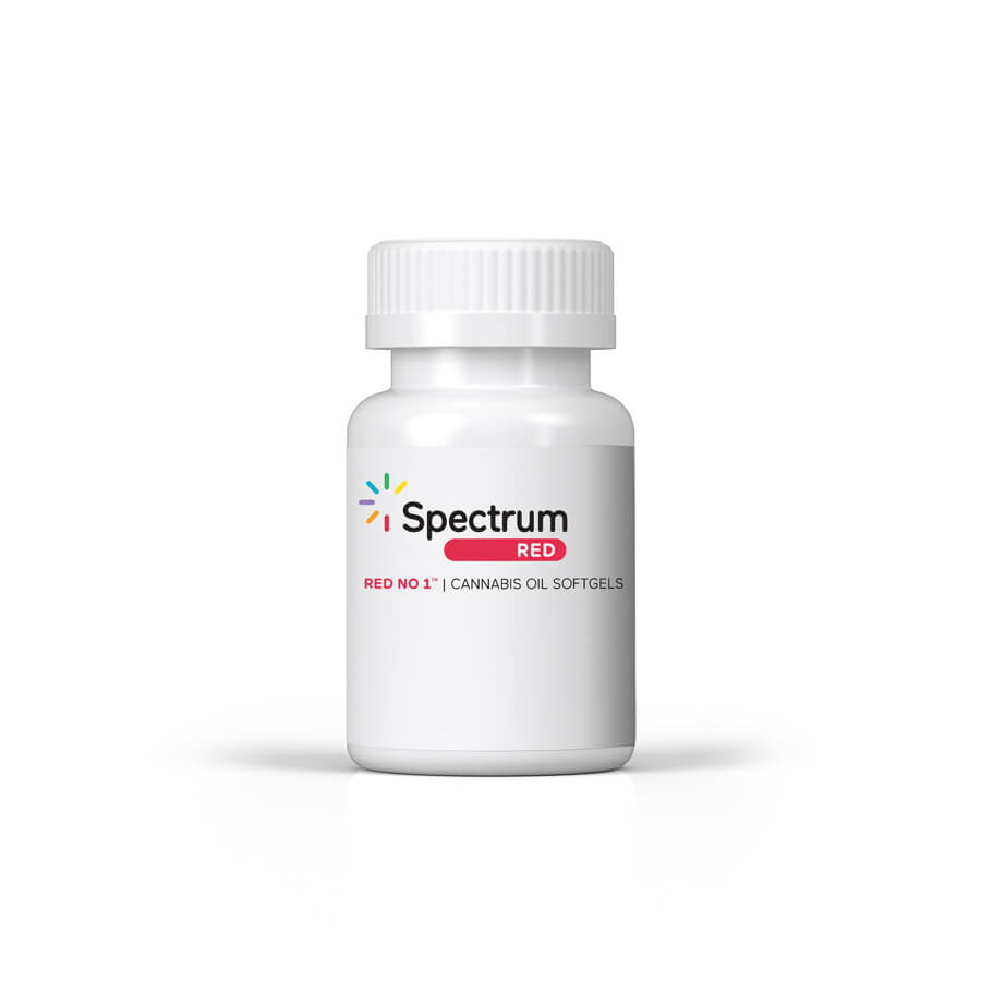 Spectrum Cannabis product