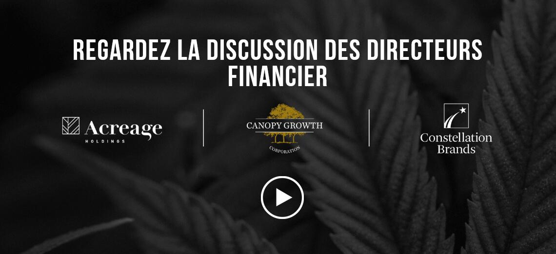 Regardez la discussion des Directeurs Financier